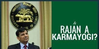 Is Mr. Raghuram Rajan a Karmayogi?