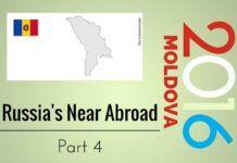 Russia's Near Abroad - Moldova