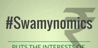 Swamynomics puts the interests of India first