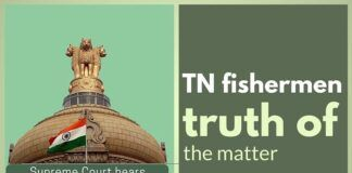 TN fishermen are detained because they trespass