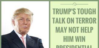 Trump's talk on terror