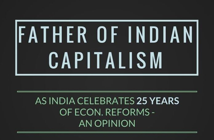 An opinion piece on who can be called the Father of Indian Capitalism
