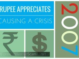 A sudden appreciation in the value of the Rupee got SMEs scrambling to counter it.