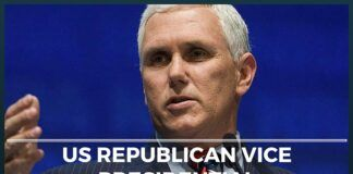 Mike Pence, Nominated for US Vice Presidency