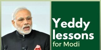 5 Dont's for Modi to avoid the fate of Yeddyurappa in 2019