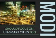 While dreaming up Smart cities is good, attention needs to be paid to the un-smart cities too