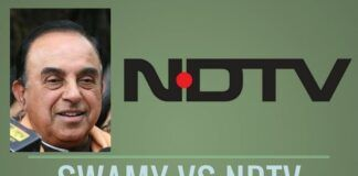 PGurus did some fact checking on Swamy vs NDTV battle of words