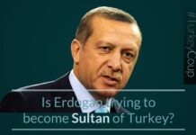 Is Erdogan thinking of creating a Turkish Empire with his draconian measures?