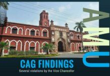 CAG finds clear violation of norms and procedures and misappropriation by the VC of AMU