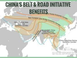 "Belt and Road Initiative is ""crucial"" for those countries covered by the initiative."