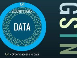 GSTN must ensure that the Data is secure and has a robust API