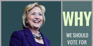 An impassioned plea on why America should elect Hillary