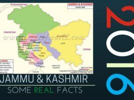 If Jammu & Kashmir had been divided along linguistic basis, would it have been better?