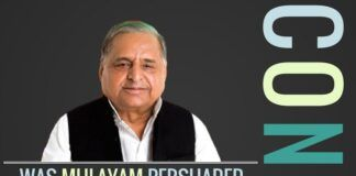 Was is sheer coincidence that SP supported the Nuclear Deal in 2007 and Congress dropped its DA investigation of Mulayam?