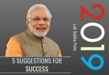 5 suggestions for Modi to improve his chances of winning in 2019