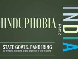 Despite challenging pandering of minorities while being the CM of Gujarat, PM Modi is happy to continue the Hinduphobic RTE law.