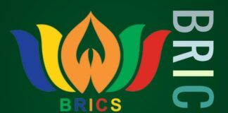Concluding portion of BRICS Goa Declaration.