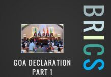 Analysis of what Goa Declaration means for the countries and the world