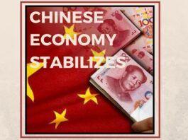 Chinese Economy Stabilizes