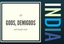 God, Demigod and Pseudo God are intertwined in our society that has to do mostly with acquiring power and wealth