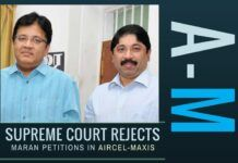 Maran brothers try every trick in the book to avoid prosecution in the Aircel-Maxis deal as one more attempt fails.