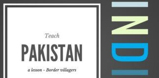 While the older villagers are wary of war, the younger gen. wants Pak to be taught a lesson