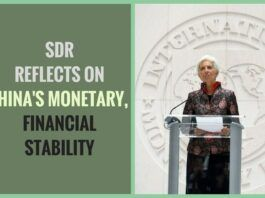 The first impact of the RMB's entry into the International Monetary Fund