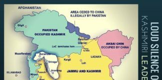 Why are Kashmiri leaders silent over the actions of the Indian Army?