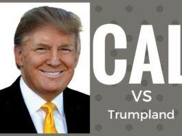 California is the exact opposite of what Trumpland believes in...