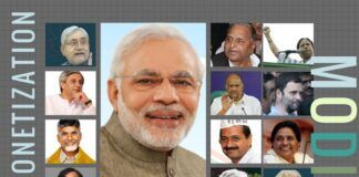 The demonetization move of Modi has given rise to some interesting political alignments