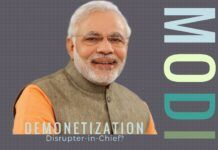 By suddenly making 86% of currency illegal, Modi has become an agent of rapid change