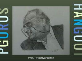 PGurus in conversation with Prof R Vaidyanathan