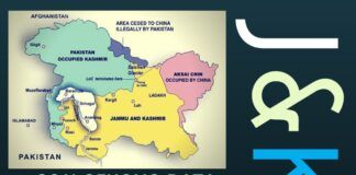 Post questions the representation in J & K assembly and 2011 census data