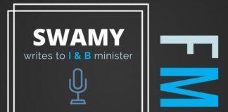 Revoke South Asia FM licenses: Swamy to I & B Minister