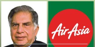Did money flow to a known terrorist from Tata/ Air Asia deal?