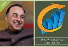 PGurus in conversation with Dr. Swamy on the Economy, Demonetization, State funding of elections, Ram Mandir, Pakistan & more