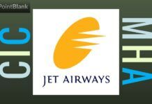 The CIC has directed MHA to answer if COO appt in Jet Airways of a Bahrain national was cleared