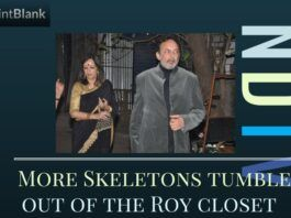 ICICI loans Rs.375 crores to a shell company with no income. Then Prannoy Roy, gives the shell company directors interest free loans!