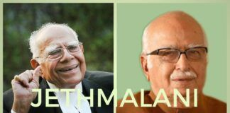 Jethmalani writes a stinker of a letter to Advani, takes aim at Jaitley too