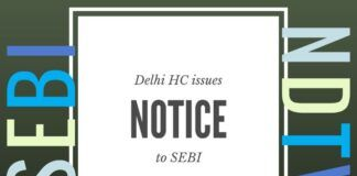 Delhi HC issues notices to SEBI for its masterly inactivity against NDTV
