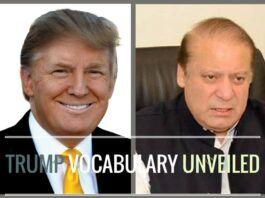 Did Trump really praise Sharif and Pakistan?