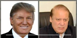 Did Trump really praise Sharif and Pakistan?