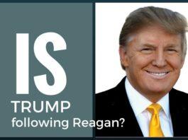 Is Trump's trickle-down populism a rehash of Reaganomics?