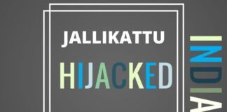 In the garb of fighting for Jallikkattu anti-nationals have hijacked the movement.