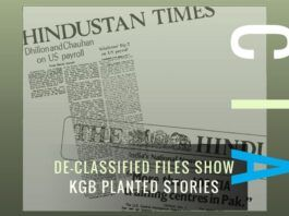 De-classified documents produced by the CIA show how Russia had infiltrated some sections of Indian media