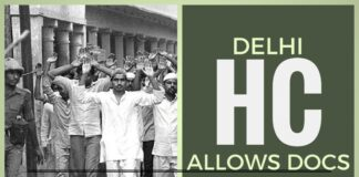 Delhi HC agrees to allow Dr. Swamy's petition to submit additional evidence in the Hashimpura massacre case