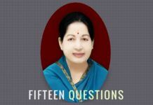 A month after her JJ's official demise, questions still haunt Sasikala