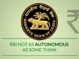 History tells us that the RBI is not as autonomous as some believe...
