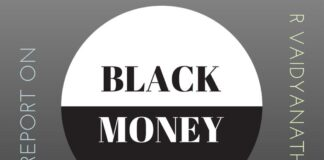 What is the mystery behind not releasing the report on Black money?