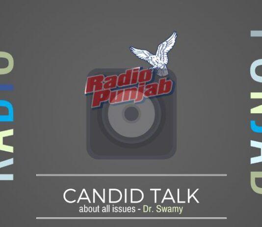 A frank, free-wheeling and inspiring conversation with Radio Punjab